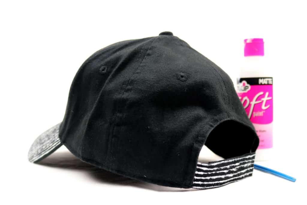 6 Disney Crafts to Make Before Your Next Disney Vacation: DIY Jack Skellington hat