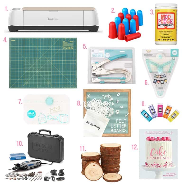 crafting wish list items